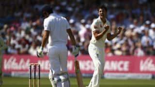 पहले टेस्ट मैच में मिचेल स्टार्क ने 150 विकेट लेकर रचा इतिहास