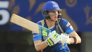 Steven Smith says Rajasthan Royals' bowlers, fielders let them down against Sunrisers Hyderabad