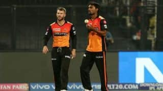 David Warner's return will be key to Hyderabad's chances this season: Sandeep Sharma
