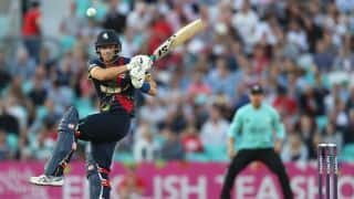 Back for England at 32, Joe Denly out to make second chance count