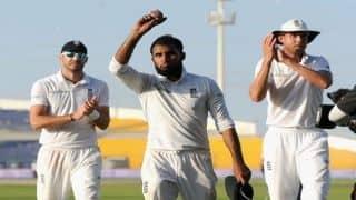 कोलंबो टेस्ट: आदिल राशिद ने लिया पांच विकेट हॉल; इंग्लैंड 99 रनों की बढ़त पर