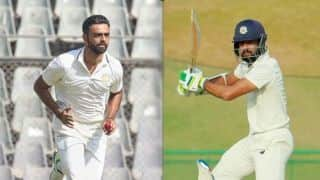 Vidarbha vs Saurashtra, Ranji Trophy 2018-19 Final, LIVE streaming: Teams, time in IST and where to watch on TV and online in India