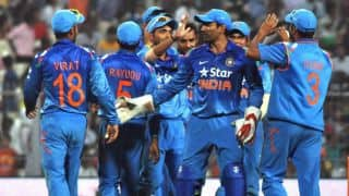 India aim Sri Lanka demolition in 5th ODI at Ranchi
