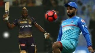 दिल्ली और कोलकाता के मैच में पंत और रसेल पर होगी नजर