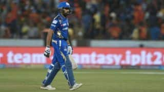 IPL 2019: Rohit Sharma fined 12 lakh for slow over rate