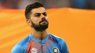 Virat Kohli wishes team India on eve of 1st ODI against Zimbabwe