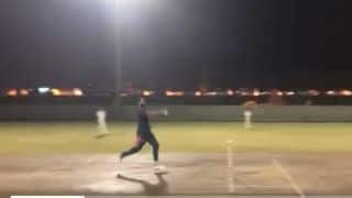 VIDEO: Mohammed Shami doesn't skip practice despite controversies