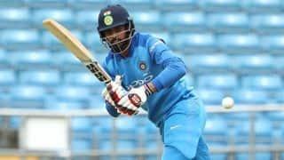 Deodhar Trophy: Shahbaz Nadeem, Hanuma Vihari star in India B's 43-run win over India A
