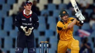 Shane Watson's 136 in ICC Champions Trophy 2009 semi-final