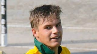 Aiden Markram awarded U-19 Cricketer of the year at Cricket South Africa awards
