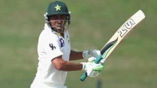Live Cricket Score: Pakistan vs New Zealand 2014, 3rd Test at Sharjah, Day 1