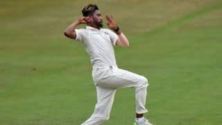 India A vs Australia A: India A 63/2 chasing 262 for victory