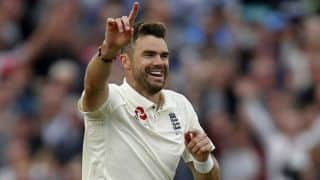 3rd Test, Day 4: James Anderson lands triple blow as West Indies crumble