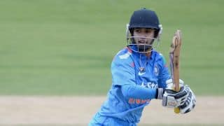 Mithali Raj becomes the first player in Women's ODIs to score seven consecutive fifty-plus scores