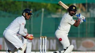 India on top against Sri Lanka at stumps on Day 4 of 2nd Test at Colombo