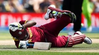 Darren Bravo says all is well post blow on head during Pakistan tie