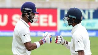KL Rahul's unbeaten 75 keeps India on top against West Indies at stumps on Day 1 of 2nd Test