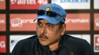 Ravi Shastri voices concern over Lodha Committee's proposed 'Cooling off' period