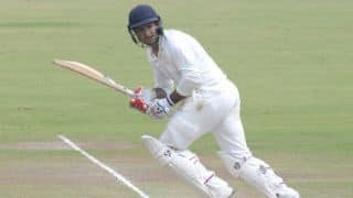 India A vs New Zealand A: R Samarth gets fifty before rain-hit draw closes out