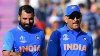 Mahi bhai suggested to bowl a yorker, I did exactly that: Mohammed Shami