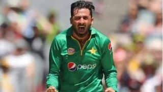 Pakistan Bowler will struggle more in England due to saliva ban, says Junaid Khan