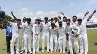 How Sri Lanka achieved their #SquadGoal against Australia