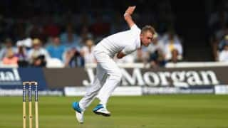 Stuart Broad on course to play the fifth Test insists England