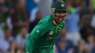 Pakistan's Sarfraz Ahmed delighted to end England tour on high note