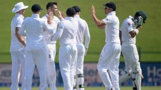 Pakistan vs England 2015, 1st Test at Abu Dhabi