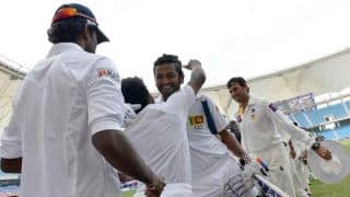 Pakistan vs Sri Lanka, 2nd Test at Dubai