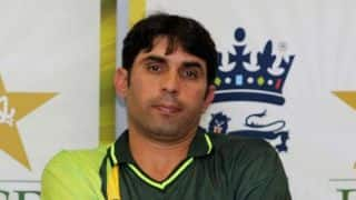 Misbah not worried about future as captain