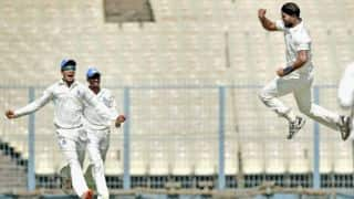 Ranji Trophy 2017-18, Round 4, Day 4 Results: Vidarbha, Punjab registers wins, Bengal settle for competitive draw in Group D
