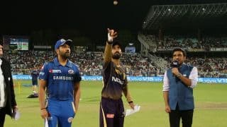 IPL 2019: Mumbai Indians win toss, opt to bowl first against Kolkata Knight Riders