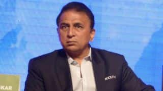 Gavaskar: The player should be jailed if found guilty