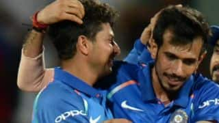Kuldeep Yadav, Yuzvendra Chahal to benefit from Indore track, says pitch curator