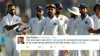 India beat New Zealand by 197 runs to win 1st Test - Twitter reactions