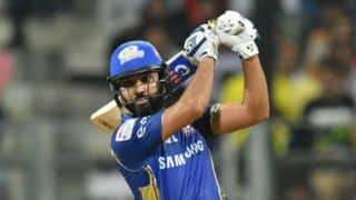 Rohit Sharma: Mumbai Indians would have liked to start IPL 2018 on a high