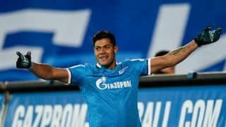 Shanghai SIPG signs Hulk for 55 million euros