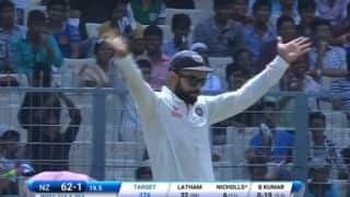 When Kohli signalled crowd to cheer Indian Team at Eden Gardens