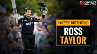 Ross Taylor: 13 lesser-known facts about the New Zealander