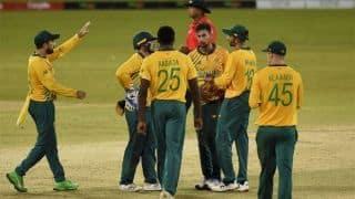 SL vs SA: Dinesh Chandimal की फिफ्टी बेकार, पहले T20I में 28 रन से जीता साउथ अफ्रीका