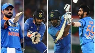 India World Cup squad announcement: Likely team to be picked by BCCI selectors