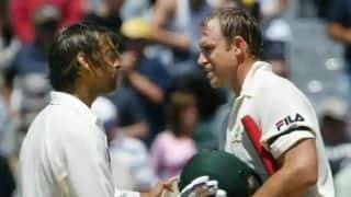 Matthew hayden says shoaib akhtar is a b grade actor recall 2002 sharjah test