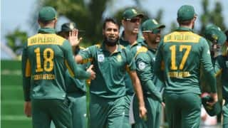 West Indies vs South Africa, West Indies Tri-Nation Series 2016, Match 6 at St Kitts: Proteas likely XI