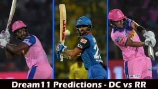 Dream11 Prediction: DC vs RR Team Best Players to Pick for Today's IPL T20 Match between Delhi Capitals and Rajasthan Royals at 4PM