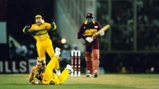 World Cup Countdown: West Indies choke, Australia enter 1996 final
