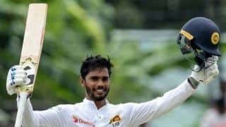 2nd Test: Dhanajaya de Silva ton lifts Sri Lanka to 244 against New Zealand