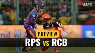 Rising Pune Supergiant (RPS) vs Royal Challengers Bangalore (RCB), IPL 2017 Match 34 preview and likely XI: RPS sniff crucial victory