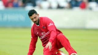 Pakistan fast bowler Junaid Khan signs for Middlesex