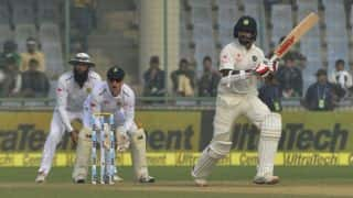 India vs South Africa 2015, 4th Test at Delhi being played in a blanket of smog